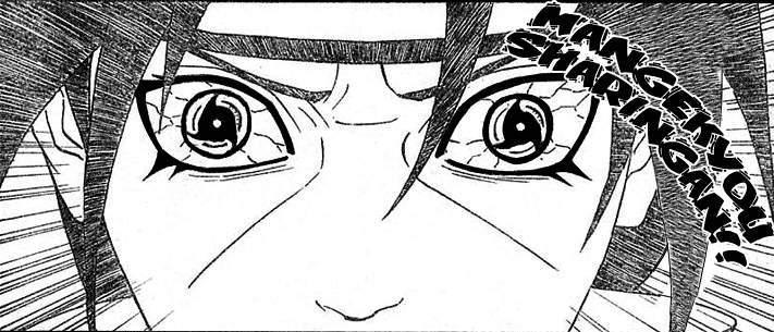 [RANKING] Nível de poder dos personagens Mangekyou